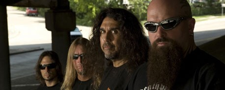 Το Sonisphere στο Terravibe με τους Slayer;