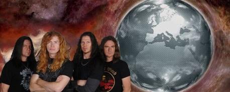 Το Sonisphere Festival πλησιάζει. Συναντήστε τους Megadeth, τους Anthrax και τους Bullet For My Valentine!
