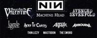 Φαινόμενα μαρκίζας στο Sonisphere - Ακύρωσαν οι Machine Head