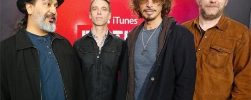 Ο νέος δίσκος των Soundgarden «θα μπορούσε να είναι έτοιμος αύριο κιόλας»