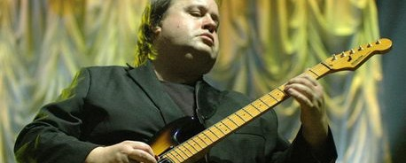 Guitar clinic με τον Steve Rothery (Marillion) στην Καβάλα