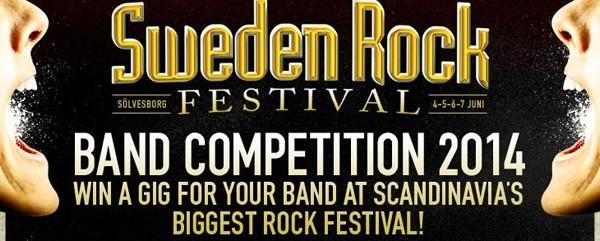 Τρεις ελληνικές μπάντες διεκδικούν θέση στο Sweden Rock Festival και ζητάνε την ψήφο σας
