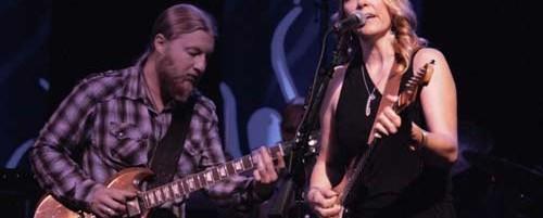 Οι Tedeschi Trucks Band κλέβουν ξανά τη παράσταση στα Blues Awards