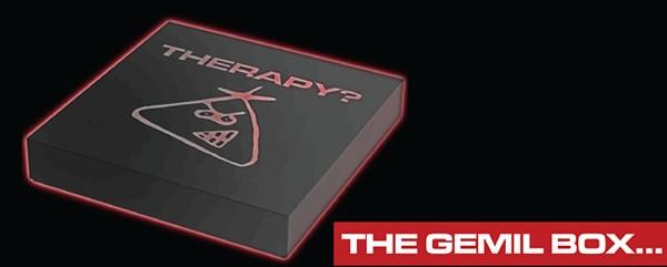 Box set από τους Therapy?