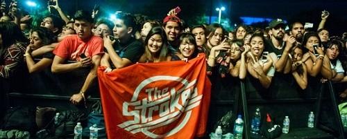 Δείτε ολόκληρη την εμφάνιση των Strokes στο φετινό Primavera Sound
