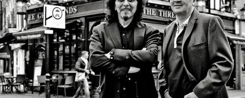 Νέο album από τον Ian Gillan και τον Tony Iommi (;)