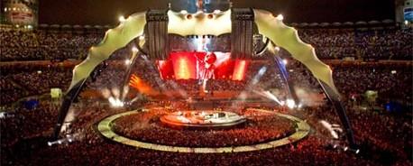 U2 360° Tour: Sold out τα πρώτα show του 2010