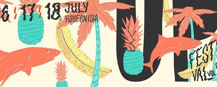 Το Up Festival επιστρέφει ανανεωμένο στα Κουφονήσια