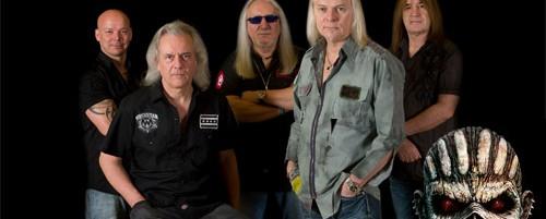 Οι Uriah Heep κατηγορούν τους Iron Maiden για κλοπή τραγουδιού