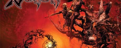 Έλληνας σχεδίασε το εξώφυλλο του νέου δίσκου των Venom!