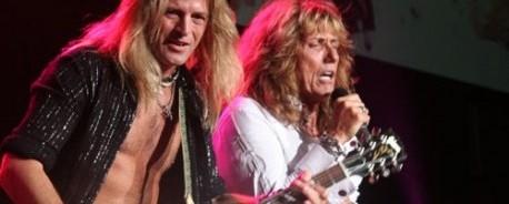 Αλλαγές στη σύνθεση των Whitesnake