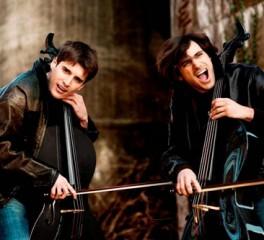 Sold out η σημερινή συναυλία των 2Cellos στην Αθήνα