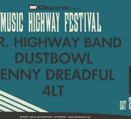 Οι Mr. Highway Band ζωντανά στον αέρα του Rocking Radio