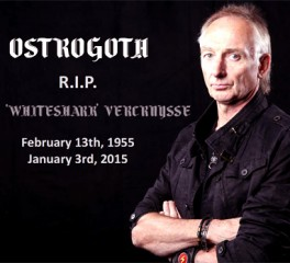 "Nεκρός ο Rudy ""White Shark"" Vercruysse των Ostrogoth"