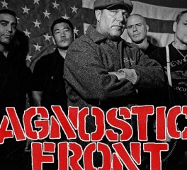 Σε streaming ολόκληρος ο νέος δίσκος των Agnostic Front
