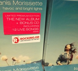 Διαγωνισμός: Κερδίστε πέντε αντίτυπα του καινούριου άλμπουμ της Alanis Morissette!