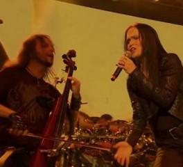 "Angra και Tarja Turunen τιμούν μαζί το ""Angel's Cry"""