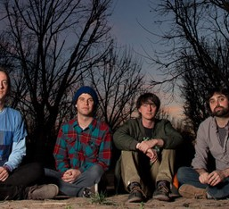 """Δείτε τους Animal Collective να παίζουν τα """"Father Time"""" και """"Today's Supernatural"""""""