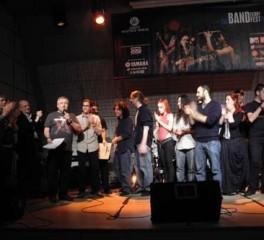 Τα αποτελέσματα της τελικής φάσης του Band Festival 2013
