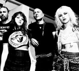 Οι Barb Wire Dolls σε ελληνική περιοδεία τριών στάσεων