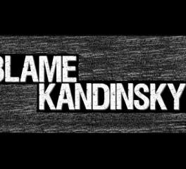 Οι Blame Kandinsky απόψε ζωντανά στο Rocking Radio