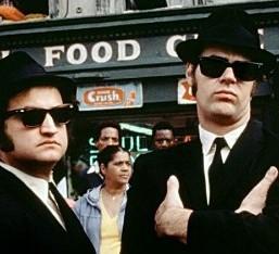 Επιστρέφουν στη μικρή οθόνη οι Blues Brothers;