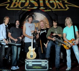 Δισκογραφική επιστροφή μετά από έντεκα χρόνια για τους Boston