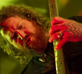 «Supergroup» από τον Brent Hinds (Mastodon) και μέλη των Jane's Addiction, Dillinger Escape Plan και Mars Volta