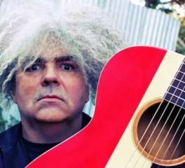 Τον πρώτο του προσωπικό δίσκο κυκλοφορεί ο Buzz Osborne των Melvins (δια χειρός Jack White;)