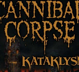 Αλλαγή στο line-up για τις συναυλίες των Cannibal Corpse