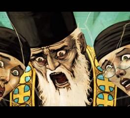Νέο εντυπωσιακό animation lyric βίντεο με... βλάσφημο περιεχόμενο για τους Cemetery Dance