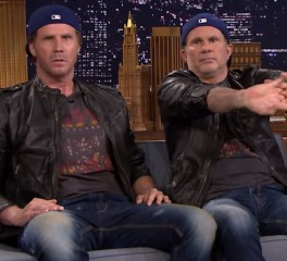Will Ferrell και Chad Smith σε τριπλή αναμέτρηση με τον Lars Ulrich;