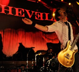 Tραγικός θάνατος θεατή σε συναυλία των Chevelle