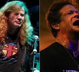 Οι Megadeth παίρνουν θέση στο ζήτημα με τις ακυρωμένες εμφανίσεις των Newsted