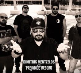 Δημήτρης Μεντζέλος & Prejudice Reborn: Όταν το rap συναντά το heavy metal
