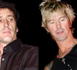 Tραγούδι... δυναμίτης από δύο πρώην Guns N' Roses