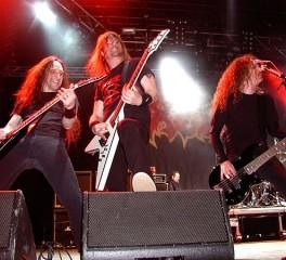 Νεκρός σε συναυλία των Exodus