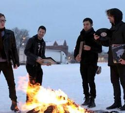 Επιστρέφουν οι Fall Out Boy