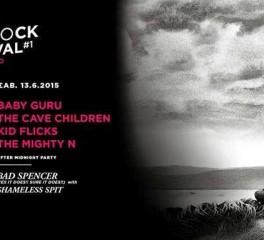 Fougarock Festival #1 τον Ιούνιο στο Ναύπλιο