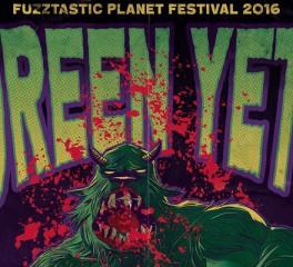 Ανακοινώθηκε το πρώτο όνομα για το Fuzztastic Planet Festival 2016