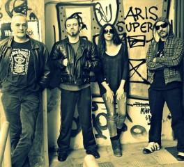 Headquake: Το opening act στην συναυλία των Monster Magnet