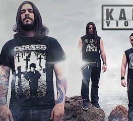 Οι Karma Violens παρουσιάζουν το δεύτερο άλμπουμ τους ζωντανά στην Αθήνα