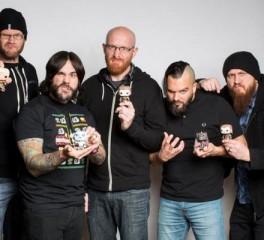 Οι Killswitch Engage επιδεικνύουν την «δύναμη του μυαλού»
