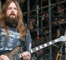 Ακούστε το νέο τραγούδι του κιθαρίστα των Lamb Of God, Mark Morton