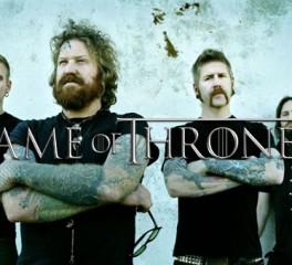 Απόσπασμα του νέου κομματιού των Mastodon για το Game Of Thrones