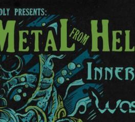Metal From Hellas: Φεστιβάλ αφιερωμένο στο ελληνικό metal, τον Μάιο στην Αθήνα