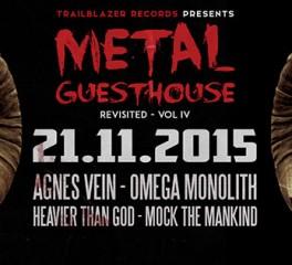 Έρχεται το τέταρτο κεφάλαιο του φεστιβάλ Metal Guesthouse