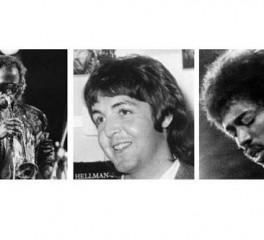 Παραλίγο supergroup με τους Paul McCartney, Jimi Hendrix και Miles Davis το 1969