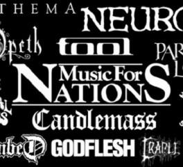Η Music For Nations επιστρέφει στην δισκογραφία