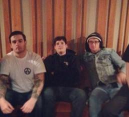 Εξώφυλλο και διαθέσιμο για streaming κομμάτι από τους Nails